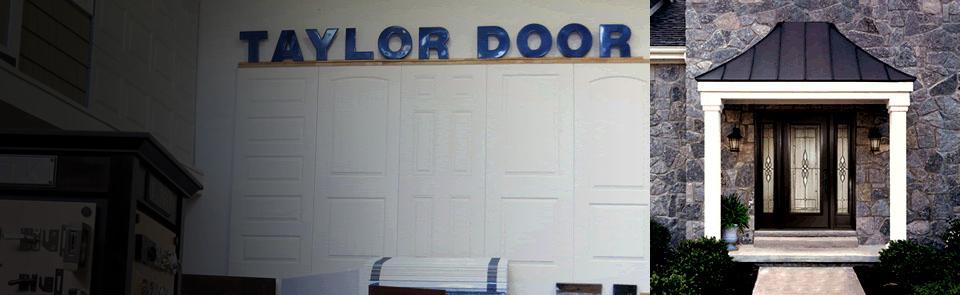 Charmant Taylor Door ...